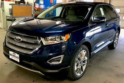 2017 Ford Edge for sale in Schuyler, NE