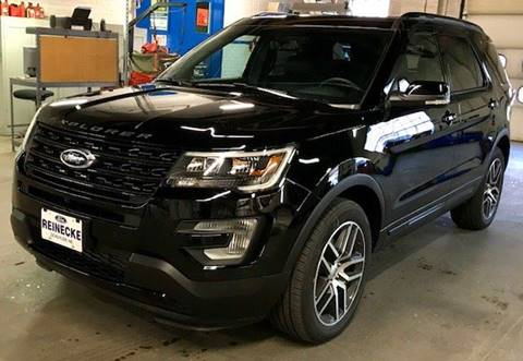 2017 Ford Explorer for sale in Schuyler, NE