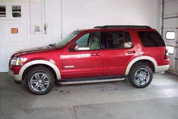 2008 Ford Explorer for sale at Reinecke Motor Co in Schuyler NE