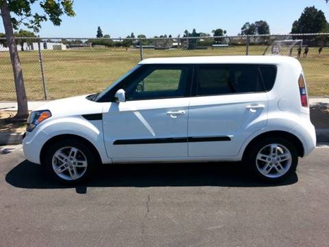 2011 Kia Soul for sale at PACIFIC AUTOMOBILE in Costa Mesa CA