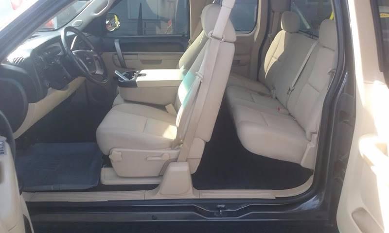 2011 GMC Sierra 1500 4x2 SLE 4dr Extended Cab 6.5 ft. SB - Humboldt TN