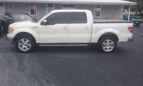 2010 Ford F-150 for sale in Humboldt, TN