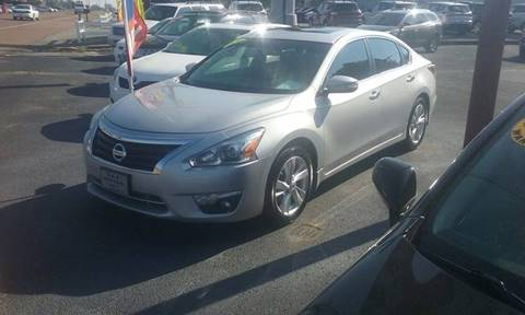 2015 Nissan Altima for sale in Humboldt, TN
