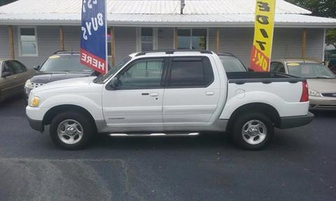 2002 Ford Explorer Sport Trac for sale in Humboldt, TN