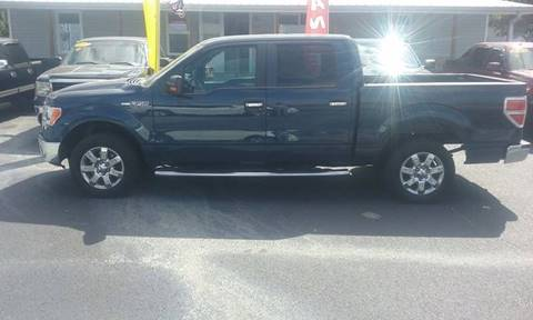 2013 Ford F-150 for sale in Humboldt, TN