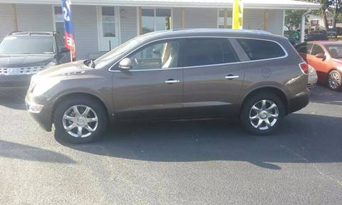 2008 Buick Enclave for sale in Humboldt, TN