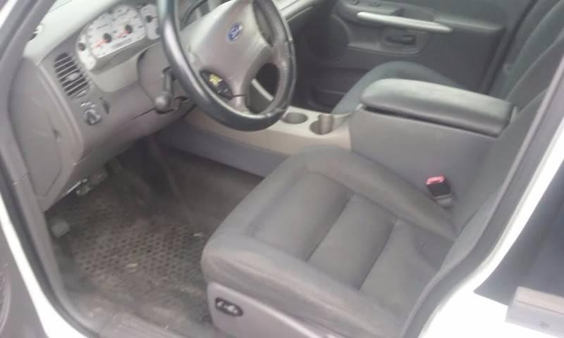 2002 Ford Explorer Sport Trac 4dr Crew Cab SB 2WD - Humboldt TN