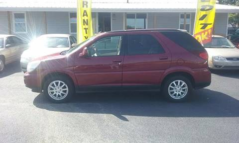 2007 Buick Rendezvous for sale in Humboldt, TN