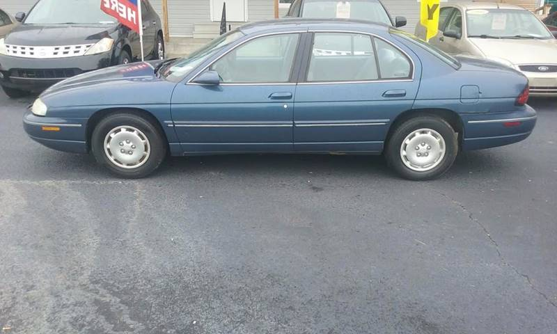 1996 Chevrolet Lumina LS 4dr Sedan - Humboldt TN
