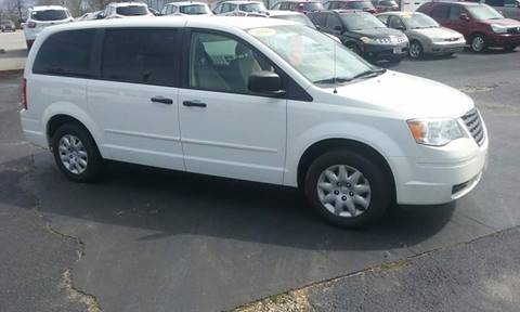 2008 Chrysler Town and Country for sale in Humboldt, TN