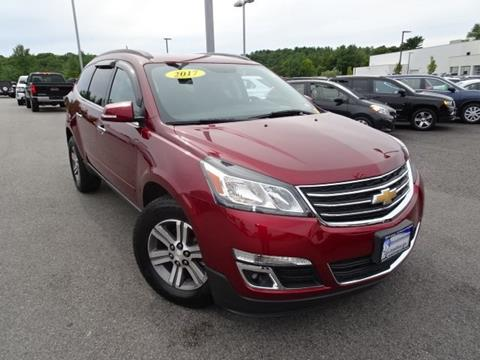 2017 Chevrolet Traverse for sale in Dover, NH