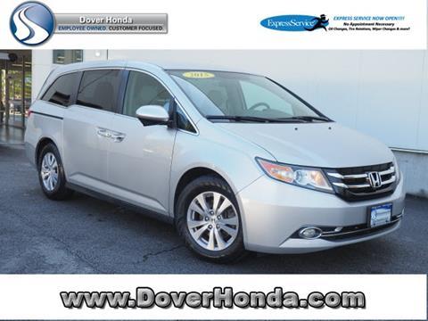 2015 Honda Odyssey for sale in Dover, NH