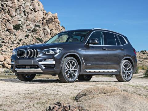 2018 BMW X3 xDrive30i for sale at Dover Honda in Dover NH
