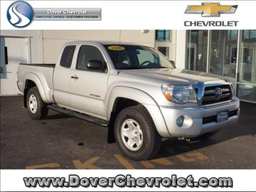 2010 Toyota Tacoma for sale in Dover, NH