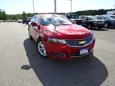 2015 Chevrolet Impala for sale in Dover, NH