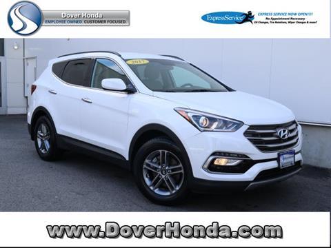 2017 Hyundai Santa Fe Sport for sale in Dover, NH