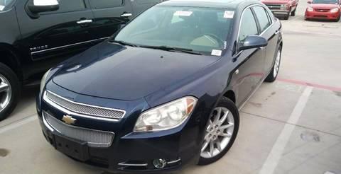 2008 Chevrolet Malibu for sale in Dallas, TX