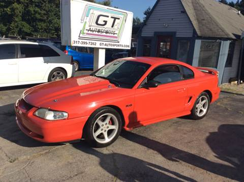 1994 Ford Mustang for sale in Westfield, IN