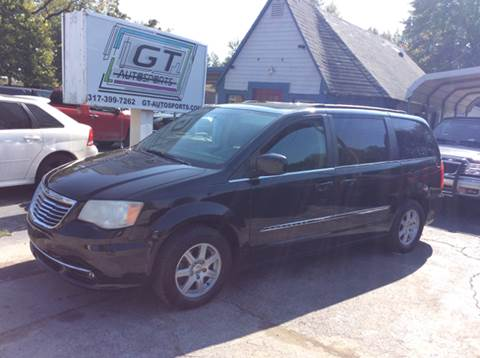 2011 Chrysler Town and Country for sale in Westfield, IN