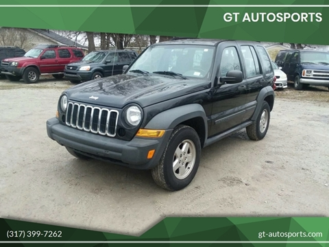 2006 Jeep Liberty for sale in Westfield, IN