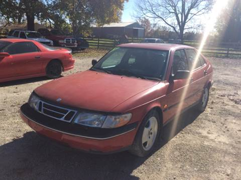 1997 Saab 900 for sale in Westfield, IN