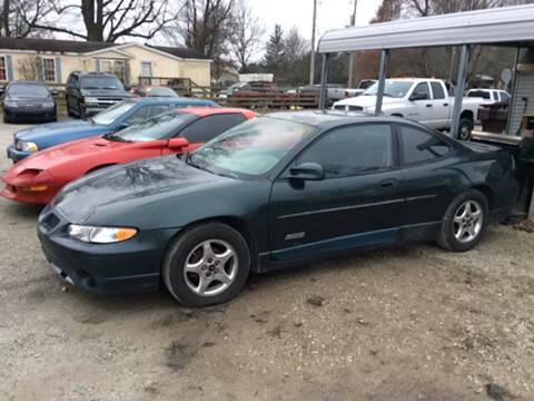 1999 Pontiac Grand Prix for sale in Westfield, IN