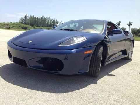 2007 Ferrari F430 for sale in Hallandale, FL