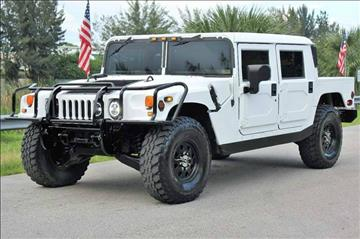 1998 AM General Hummer for sale in Hallandale, FL