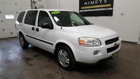 2008 Chevrolet Uplander for sale in Utica, NY