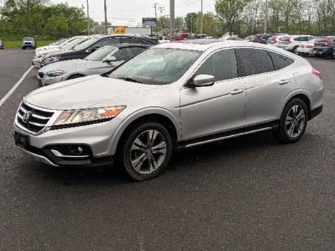 2015 Honda Crosstour for sale in Utica, NY