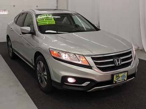 2015 Honda Crosstour for sale in Utica, NY