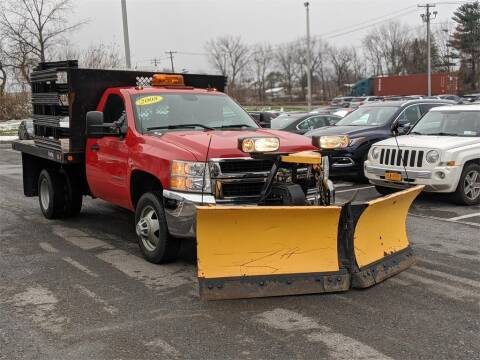 2008 Chevrolet Silverado 3500HD for sale in Utica, NY