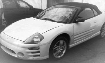2003 Mitsubishi Eclipse Spyder for sale in Hasbrouck Heights, NJ