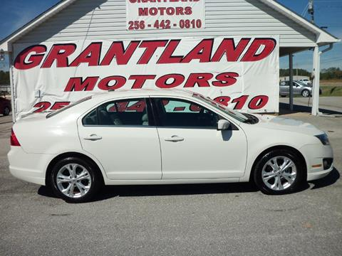 2012 Ford Fusion for sale in Rainbow City AL