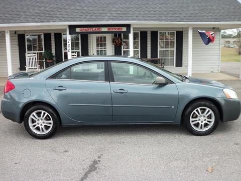 2006 Pontiac G6 for sale in Rainbow City, AL