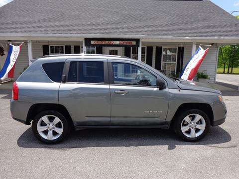 2011 Jeep Compass for sale in Rainbow City, AL