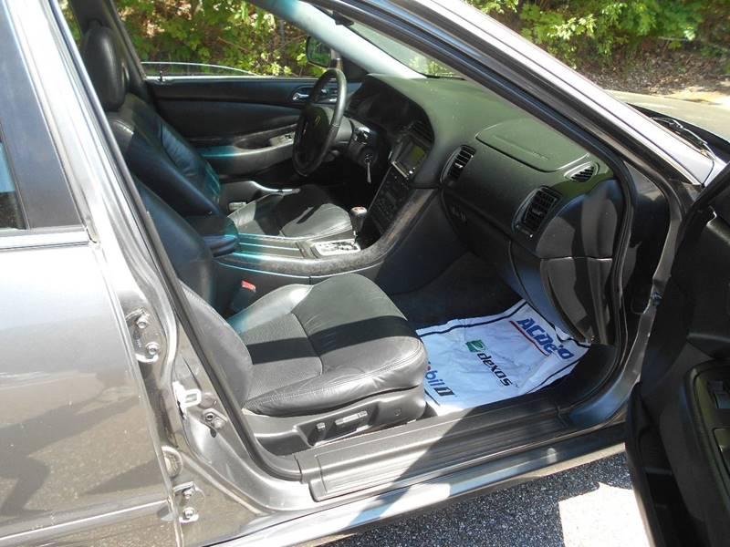 2003 Acura TL 3.2 Type-S 4dr Sedan w/Navi - Norwich CT