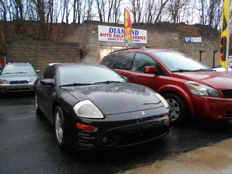 2003 Mitsubishi Eclipse for sale at Diamond Auto Sales & Service in Norwich CT