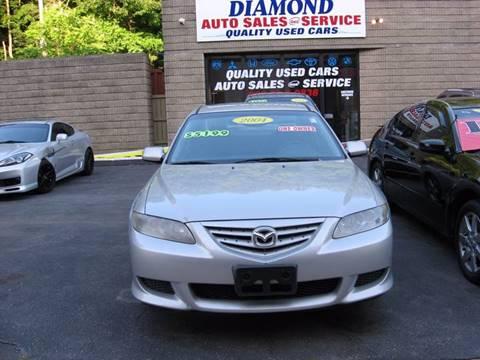 2004 Mazda MAZDA6 for sale at Diamond Auto Sales & Service in Norwich CT