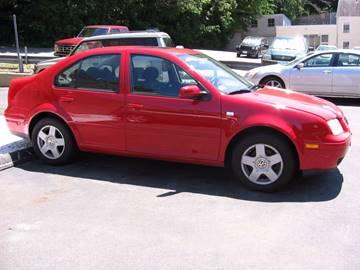 2002 Volkswagen Jetta for sale at Diamond Auto Sales & Service in Norwich CT