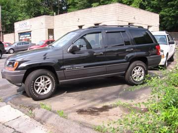 2003 Jeep Grand Cherokee for sale at Diamond Auto Sales & Service in Norwich CT