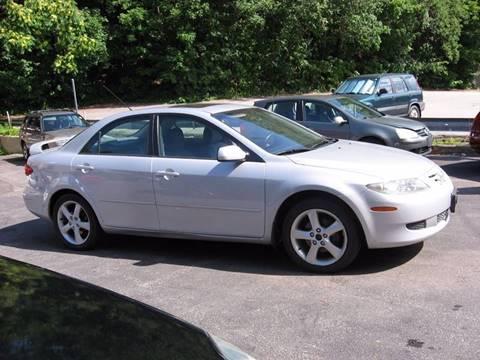 2005 Mazda MAZDA6 for sale at Diamond Auto Sales & Service in Norwich CT