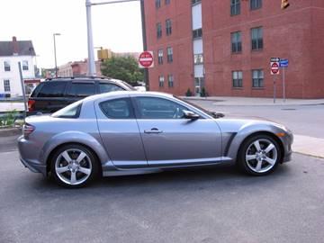 2004 Mazda RX-8 for sale at Diamond Auto Sales & Service in Norwich CT