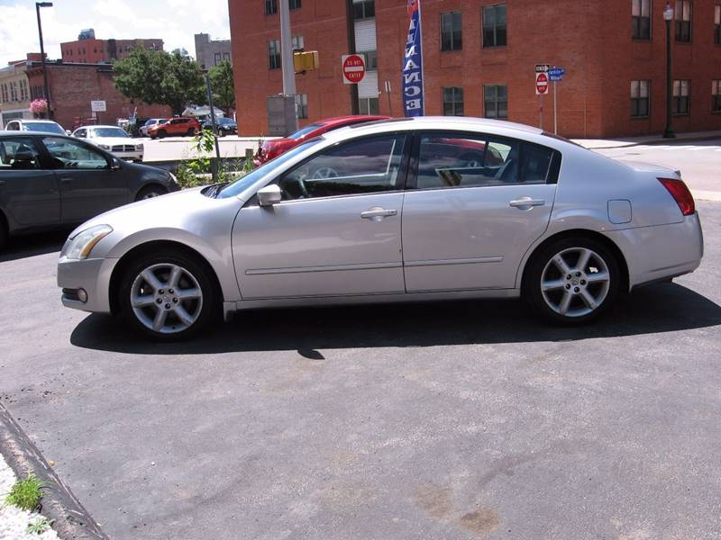 2004 Nissan Maxima 35 Se 4dr Sedan In Norwich Ct Diamond Auto