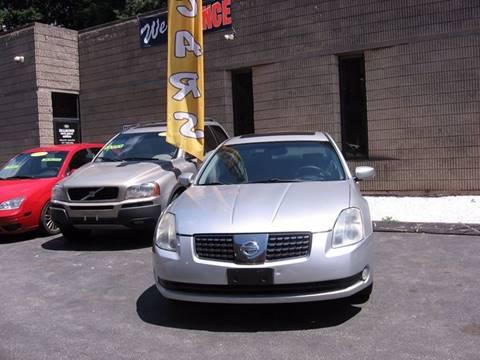 2004 Nissan Maxima for sale at Diamond Auto Sales & Service in Norwich CT