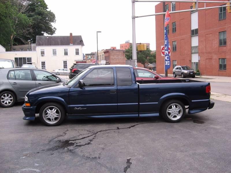 2001 Chevrolet S-10 for sale at Diamond Auto Sales & Service in Norwich CT