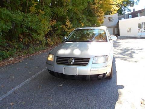 2005 Volkswagen Passat for sale at Diamond Auto Sales & Service in Norwich CT