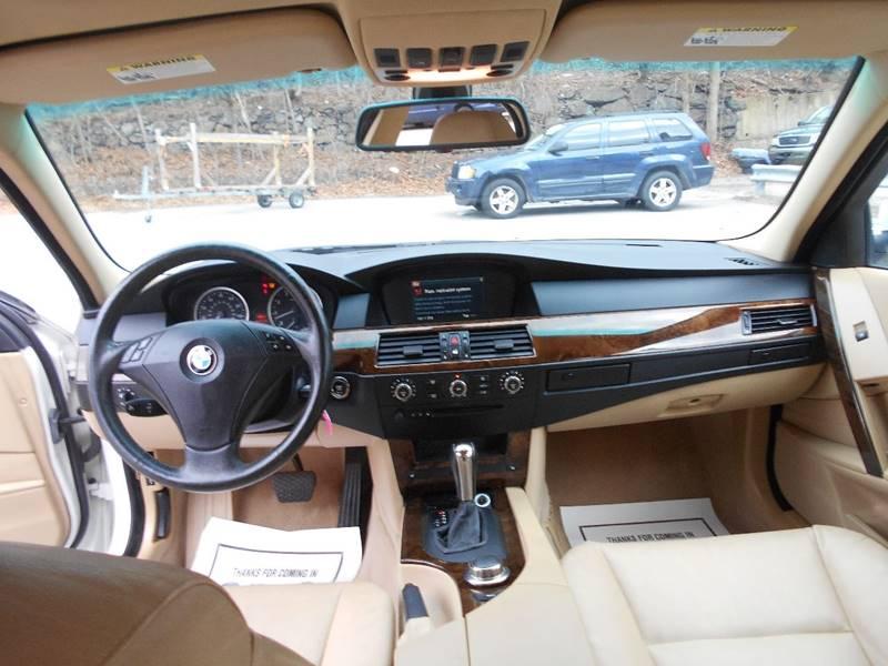 2007 BMW 5 Series AWD 525xi 4dr Sedan - Norwich CT
