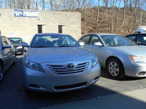 2009 Toyota Camry for sale in Norwich, CT