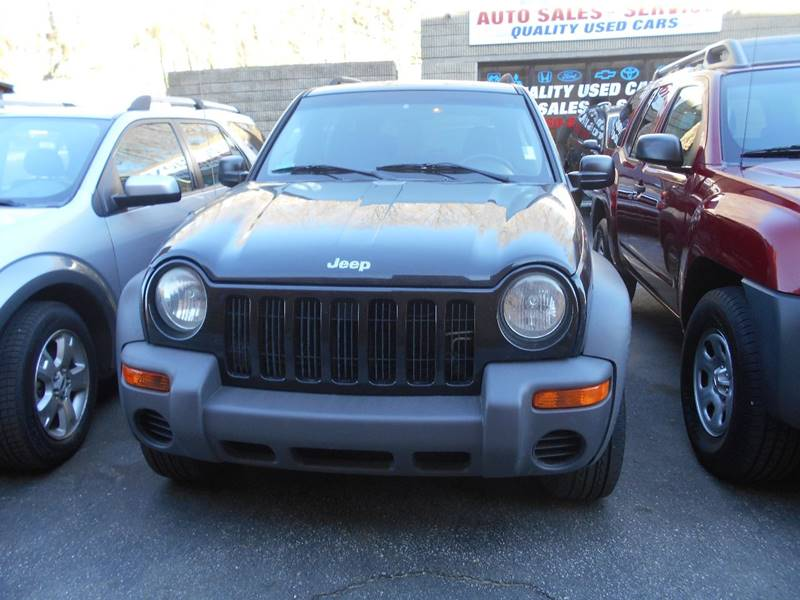 2003 Jeep Liberty 4dr Sport 4WD SUV - Norwich CT